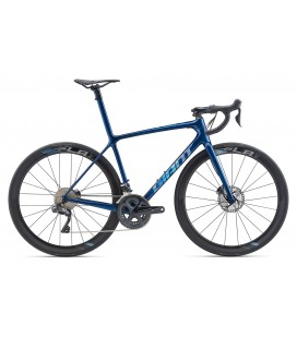 Vélo de route Giant TCR Advanced SL 1 Disc  King of Mountain 2020