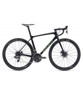 Vélo de route Giant TCR Advanced Pro 0 Disc 2020