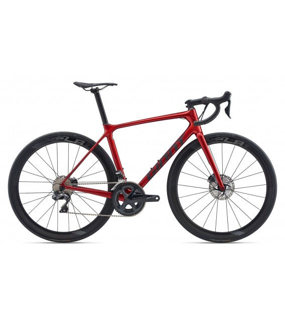 Vélo de route Giant TCR Advanced Pro 1 Disc 2020