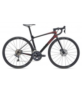 Vélo de route Giant LIV Langma Advanced Pro 1 Disc 2020