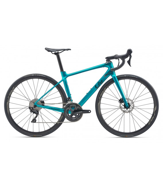 Vélo de route Giant LIV Langma Advanced 2 Disc 2020