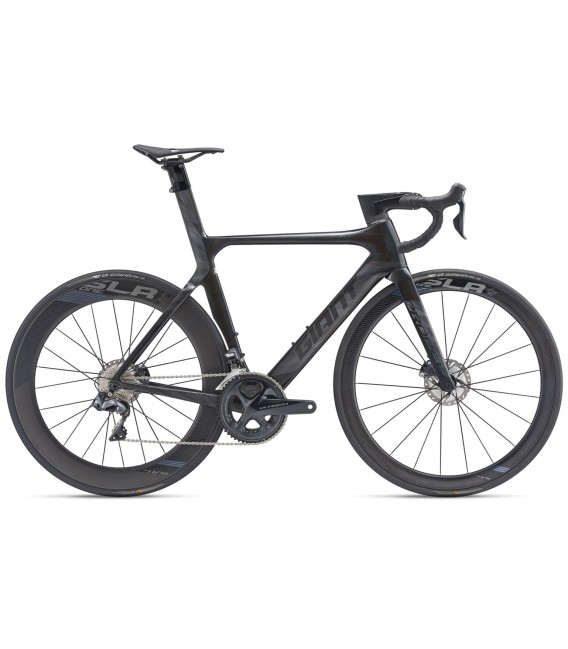 Vélo de route Giant Aero Propel Advanced SL 1 Disc 2019