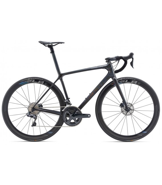 Vélo de route Giant Race TCR Advanced SL 1 Disc 2019