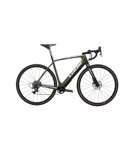 V.A.E. Look E-Gravel 765 SRAM FORCE 1X green mat 2020