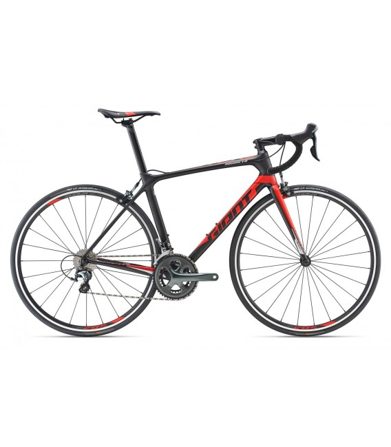 Vélo de route Giant Race TCR Advanced 3 2019