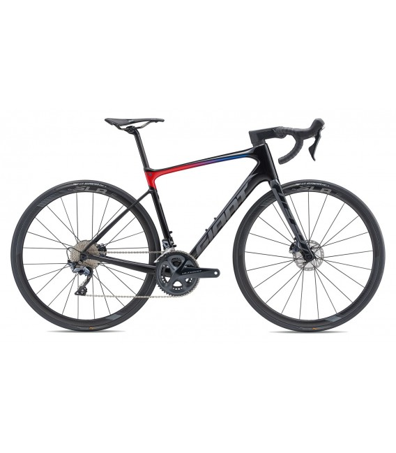 Vélo de route Giant Endurance Defy Advanced Pro 1 2019