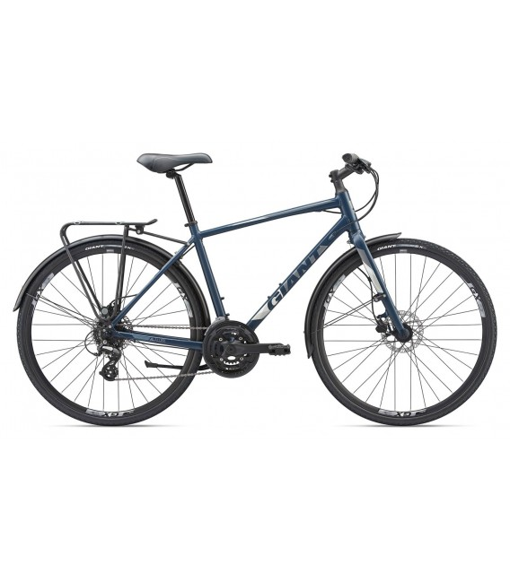Vélo de route Giant Loisirs Escape 2 City Disc 2019