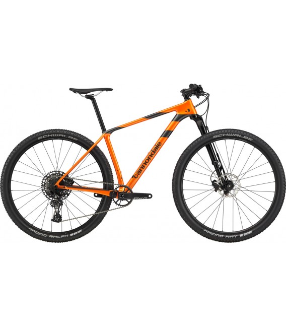 VTT Cannondale F-Si Carbon 4 crush 2020