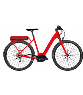 VTCAE Cannondale Mavaro Active City Remixte rouge 2020