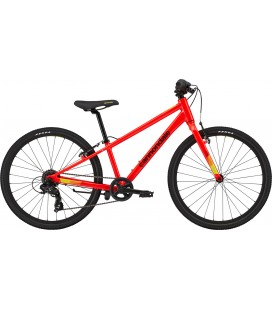 "VTT Enfant Cannondale Kids Quick 24"" rouge 2020"