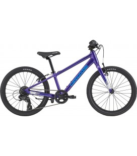 "VTT Enfant Cannondale Kids Quick 20"" violet 2020"