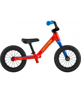 "Draisienne Cannondale Kids Trail Balance 12"" rouge 2020"