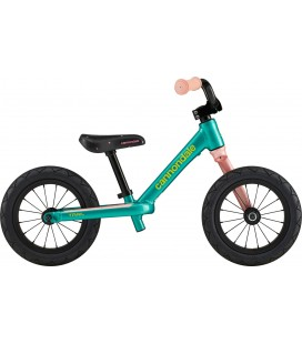 "Draisienne Cannondale Kids Trail Balance 12"" turquoise 2020"