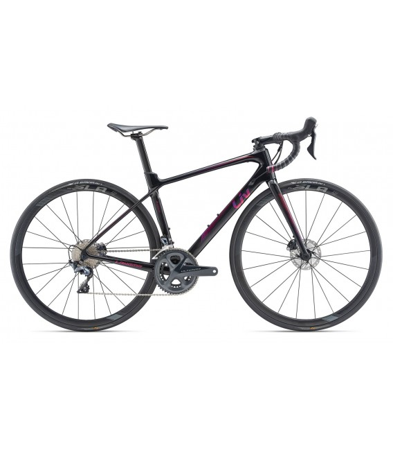 Vélo de route Giant LIV Race Langma Advanced Pro 1 Disc 2019