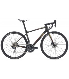 Vélo de route Giant LIV Race Langma Advanced 1 Disc 2019