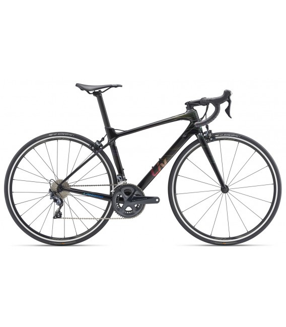 Vélo de route Giant LIV Race Langma Advanced 1 2019