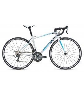 Vélo de route Giant LIV Race Langma Advanced 3 2019