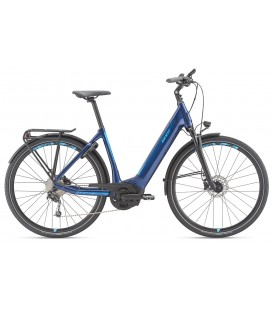 Vélo de ville à assistance électrique Giant AnyTour E+ 2 Power 2019