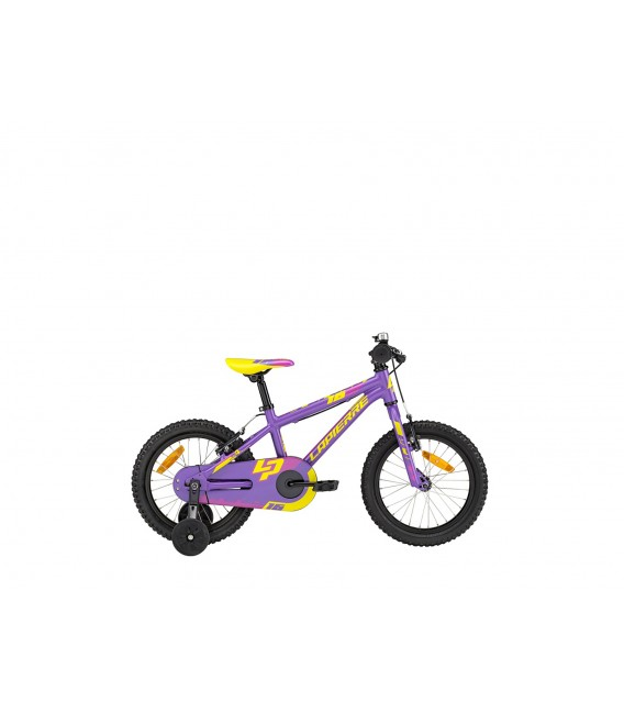 VTT Junior Lapierre PRO RACE 16 Girl 2019