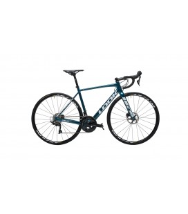 Vélo de route Look 785 HUEZ Disc SHIMANO 105 metallic blue 2019