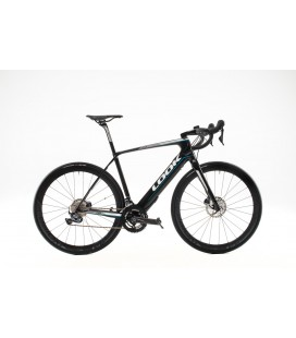 Vélo de route à assistance électrique Look e-765 OPTIMUM DISC ULTEGRA SHIMANO black 2019