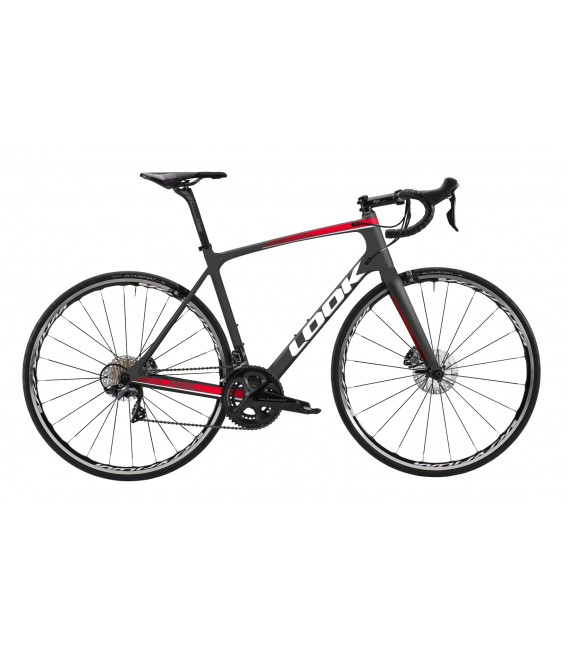 Vélo de route Look 765 Optimum SHIMANO 105 MIX black 2019
